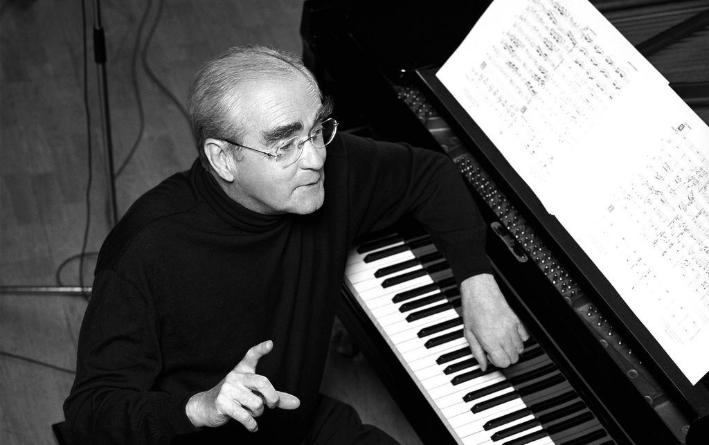 Deloskop izpostavlja: Michel Legrand s Simfoniki in Big Bandom RTV Slovenija