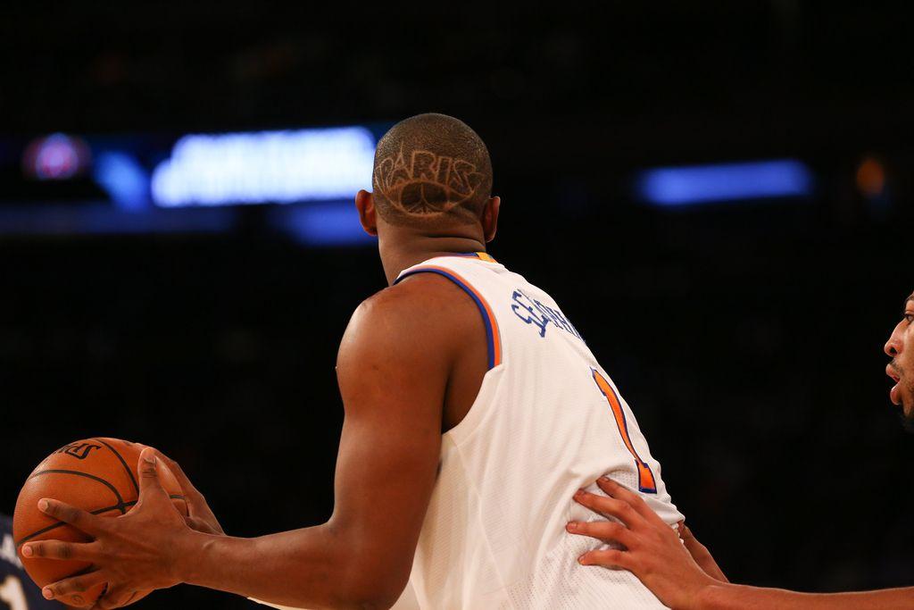 NBA: Anthony spet zaslužen za zmago Knicksov, Seraphin je igral za Pariz