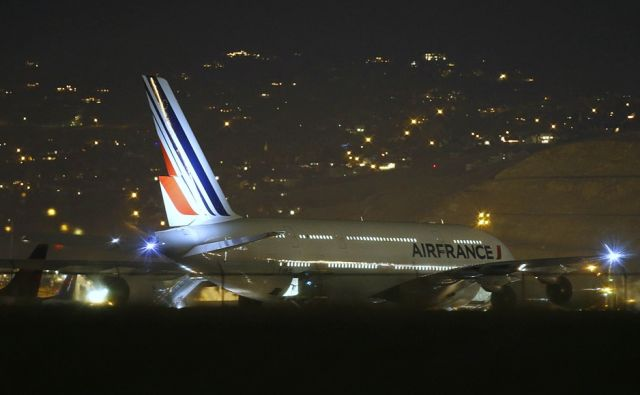 US-AVIATION-AIRFRANCE