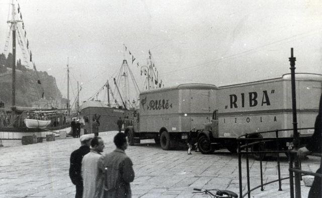 Pomorski začetki
