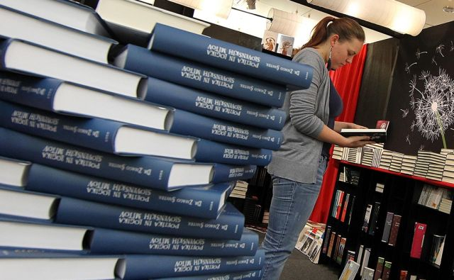 SLOVENIJA,LJUBLJANA,20.11.2012.11. KNJIZZNI SEJEM V CD. FOTO LJUBO VUKELIČ/DELO