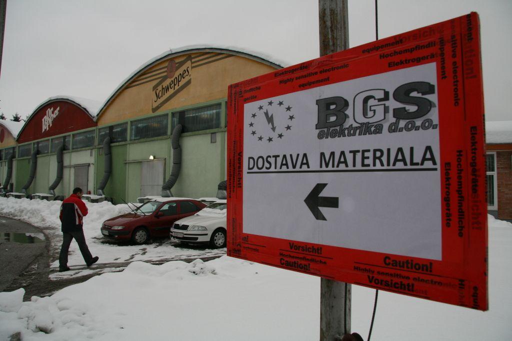 Sodišče podaljšuje agonijo delavcev BGS Elektrike