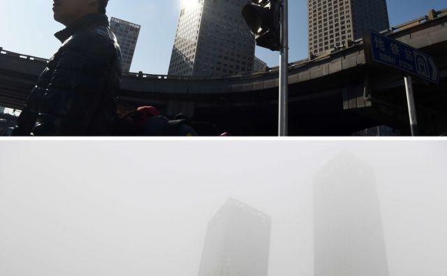 CHINA-ENVIRONMENT-POLLUTION-COP21