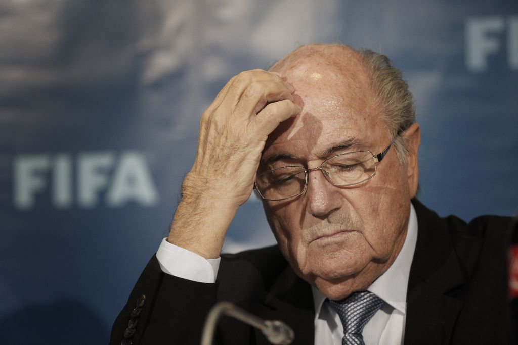 Tudi Blatter vložil pritožbo na FIFA