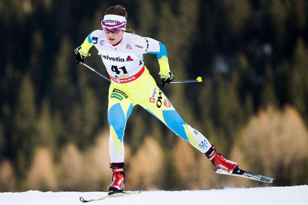 Tour de Ski: Čebaškova s 15. časom v četrtfinale