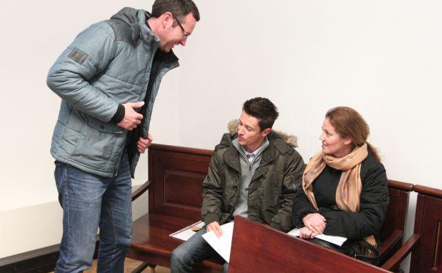 SLO., LJ., SOJENJE ZOPER OBD. PETERNEL SPELA IN SOOBD., 15.12.2015, FOTO: DEJAN JAVORNIK
