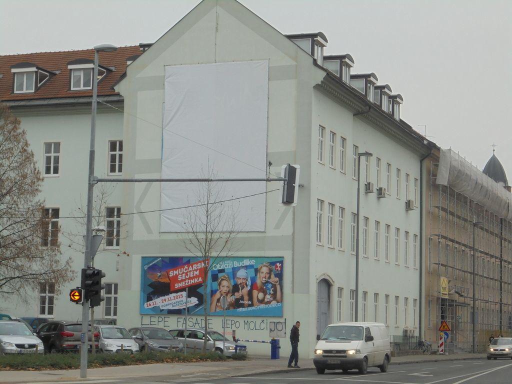 Urejanje prostora in gradnja znova v javni obravnavi