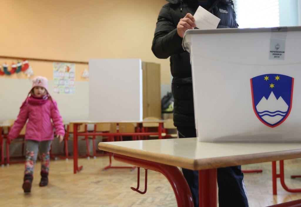 Referendum: nasprotnikom zakona uspelo