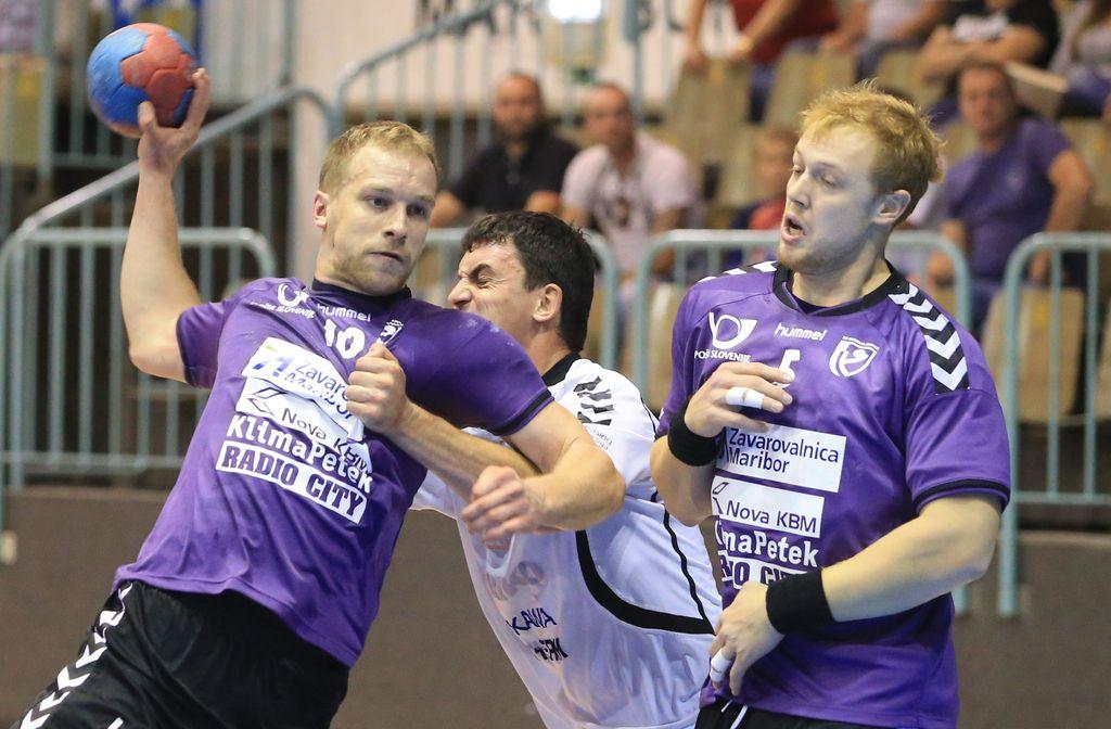 Mariborčani v Zlatorog na krilih zmage