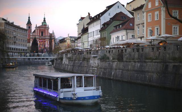 Ljubljanski turizem