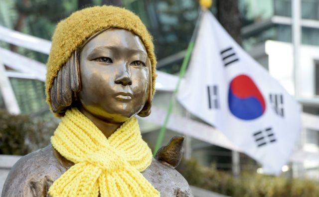 JAPAN-SOUTHKOREA/COMFORTWOMEN-STATUE