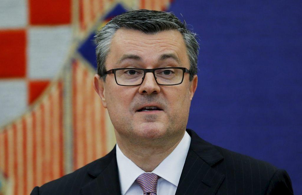 Na Hrvaškem predstavili seznam ministrov nove vlade
