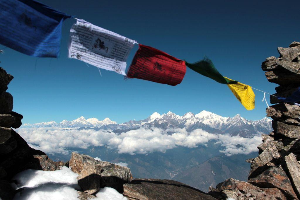 Treking v Nepalu: Narobe svet v himalajskem osončju