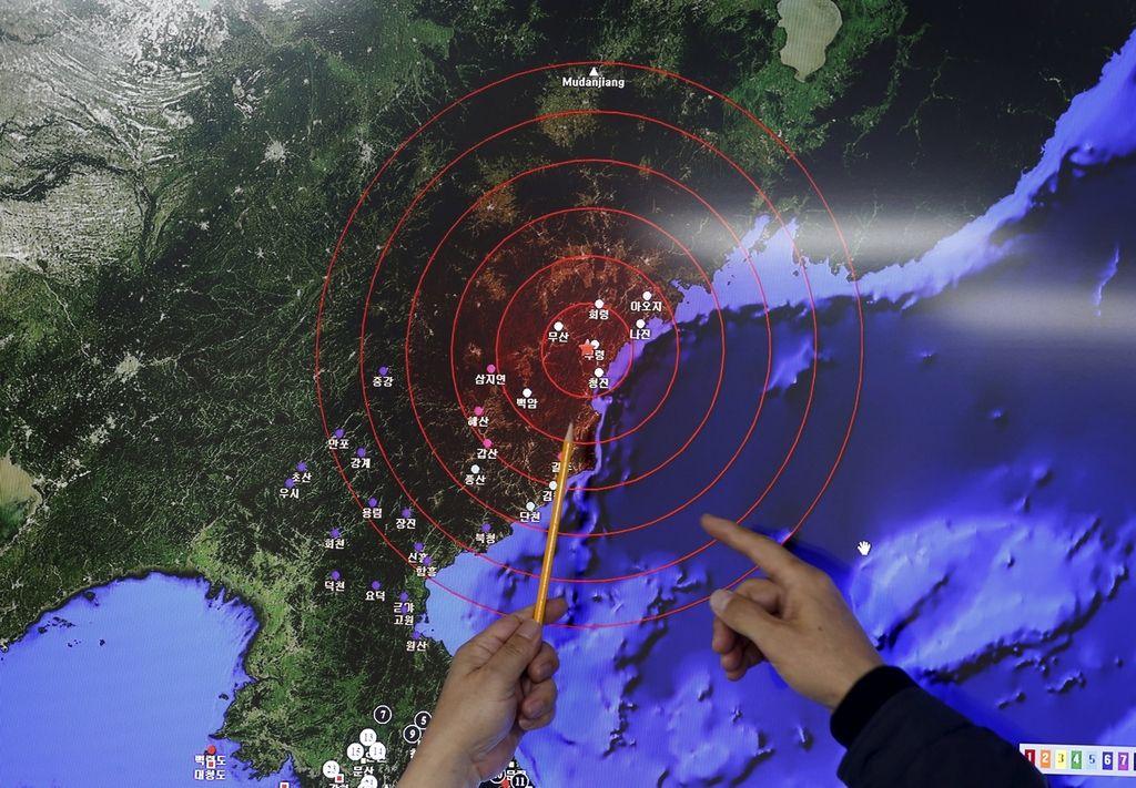 Umazana propaganda na Korejskem polotoku