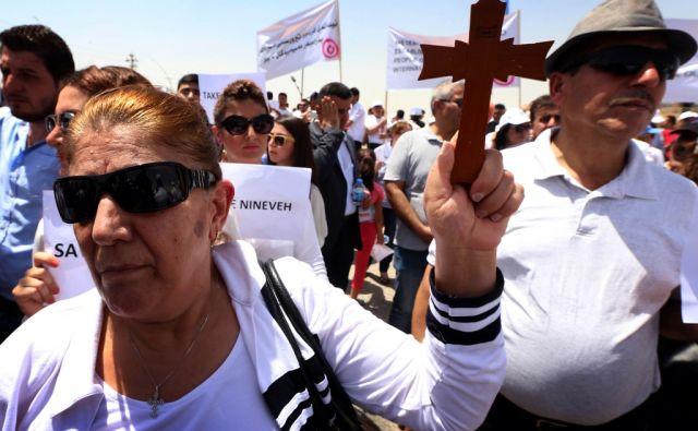 afp*IRAQ-UNREST-CHRISTIANS-UN