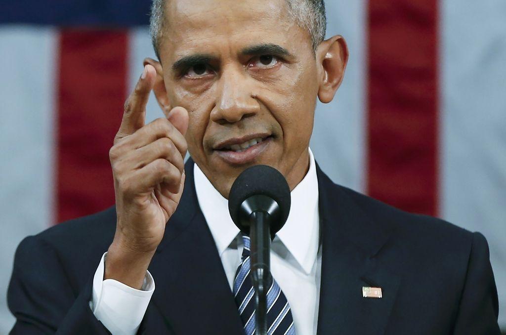 Obamovo opozorilo pred strahovi volilnega leta