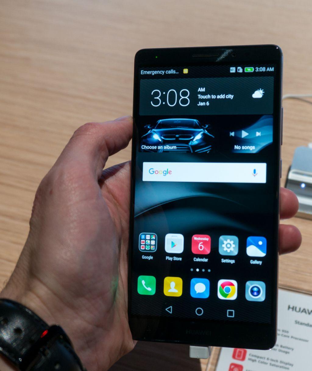 Huawei na vsak način želi v premijski razred
