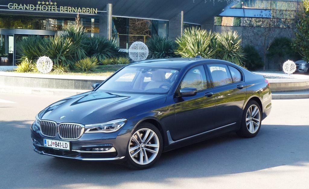 Preizkusili smo:        BMW 730d xdrive