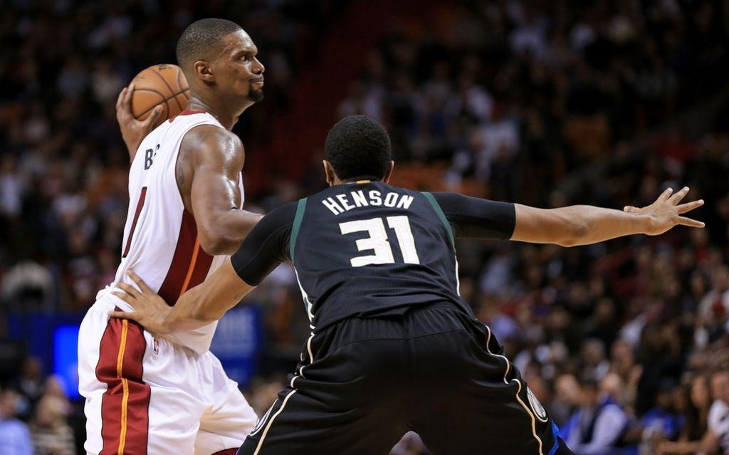 NBA: brez Dragića in Udriha Vročica vnovič nebogljena (VIDEO)