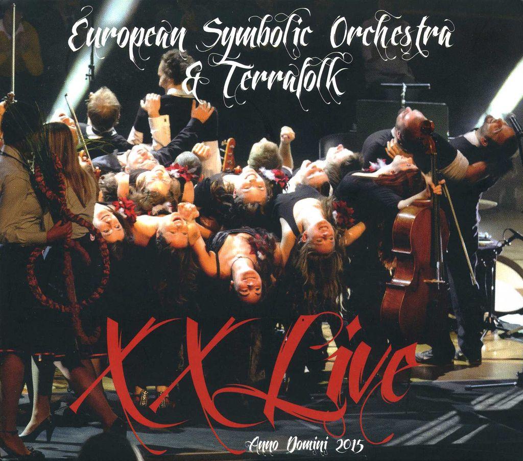Album tedna: European Symbolic Orchestra & Terrafolk, XXLive