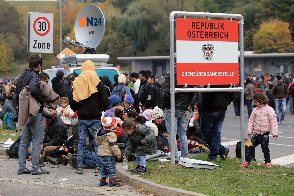 Boj za Hofburg se začenja