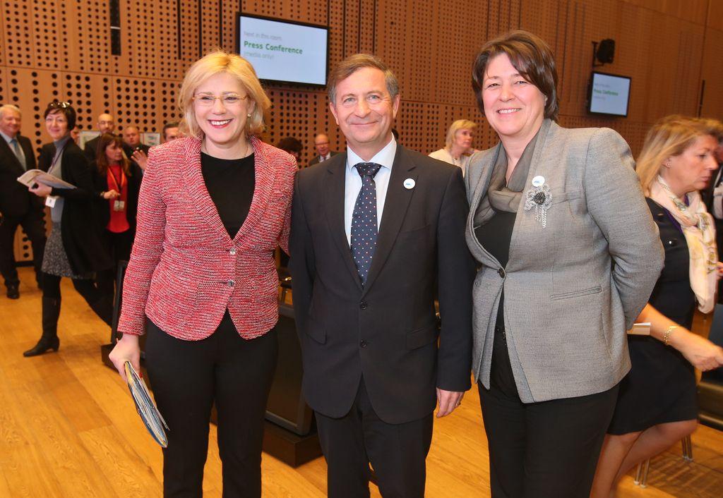 Strategija EU za Alpsko makroregijo prinaša veliko priložnosti