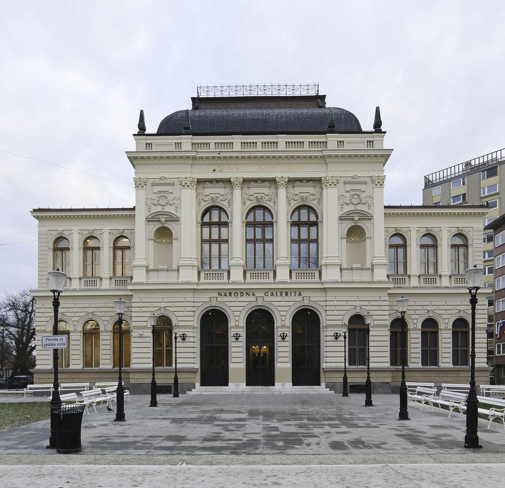 Deloskop izpostavlja: Odprtje Narodne galerije in dnevi odprtih vrat