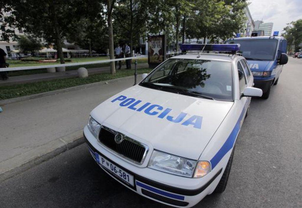 V središču Ljubljane je nasilne smrti umrl igralec Gašper Tič
