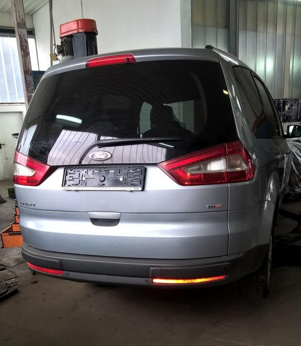 ZD Ljutomer: Ford galaxy letnik 2011 za 700 evrov