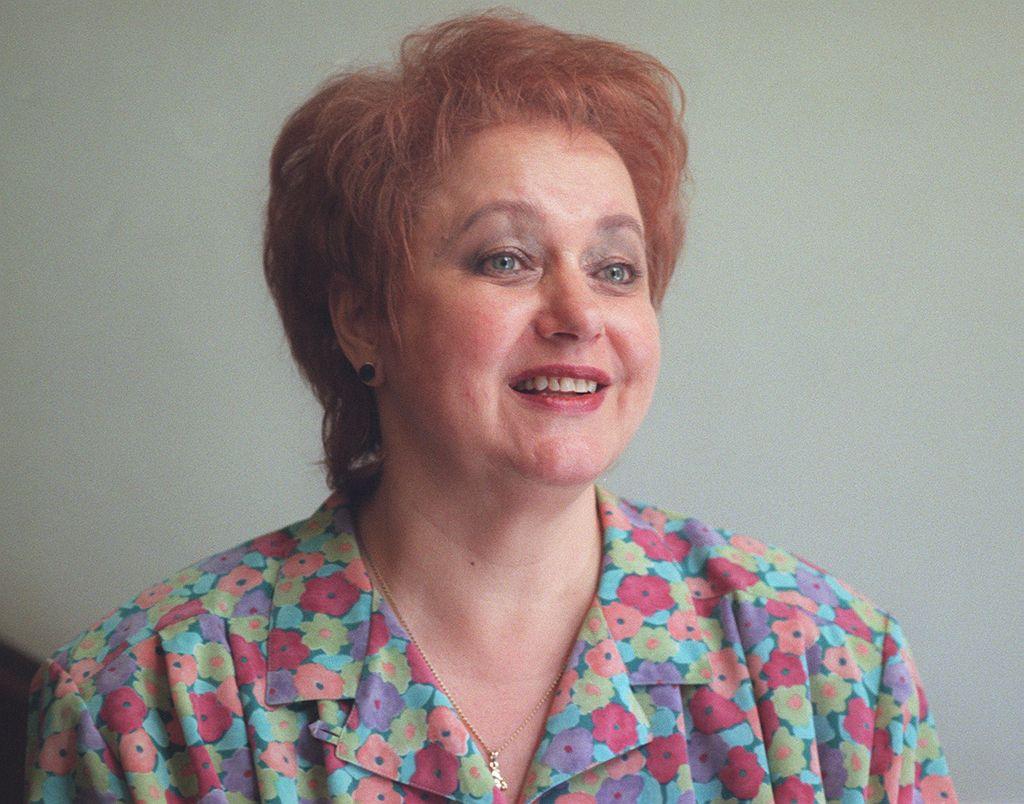 Umrla je pevka Tatjana Gros