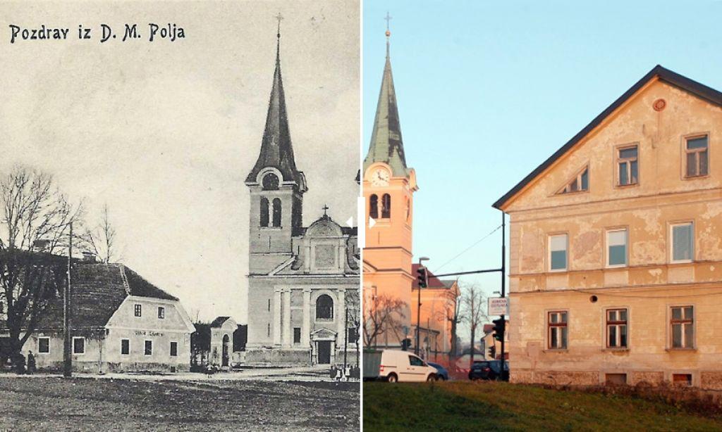 Mesto skozi čas: Polje