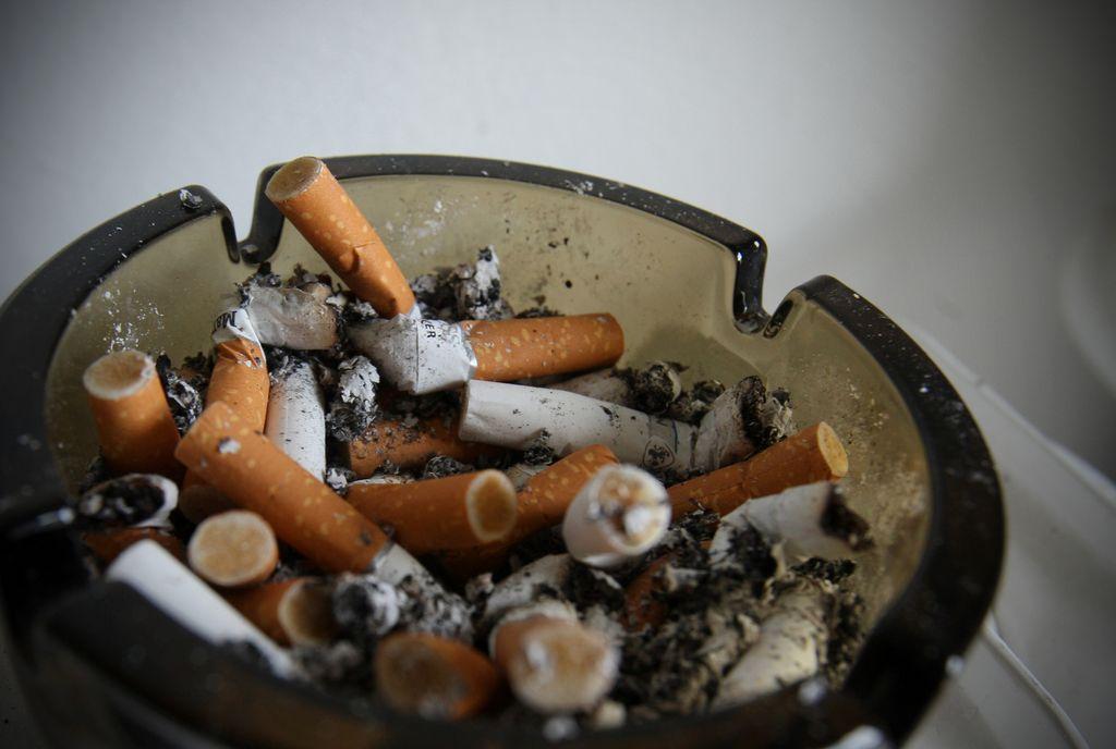 Tobačni dim bo postal zelo drago razkošje