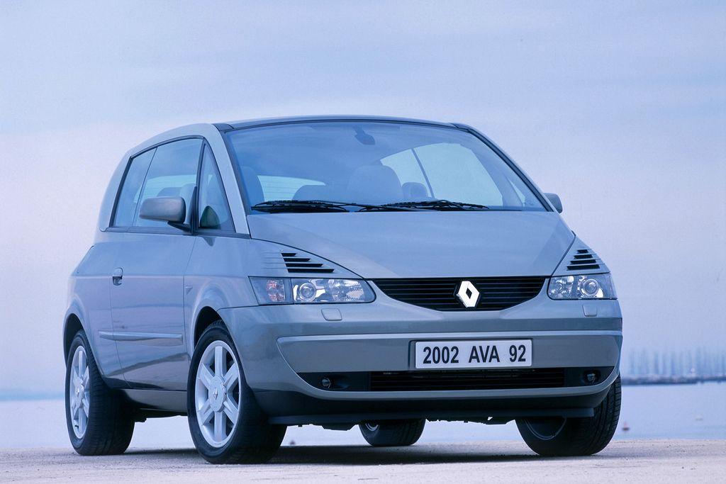Novodobne legende: Renault avantime