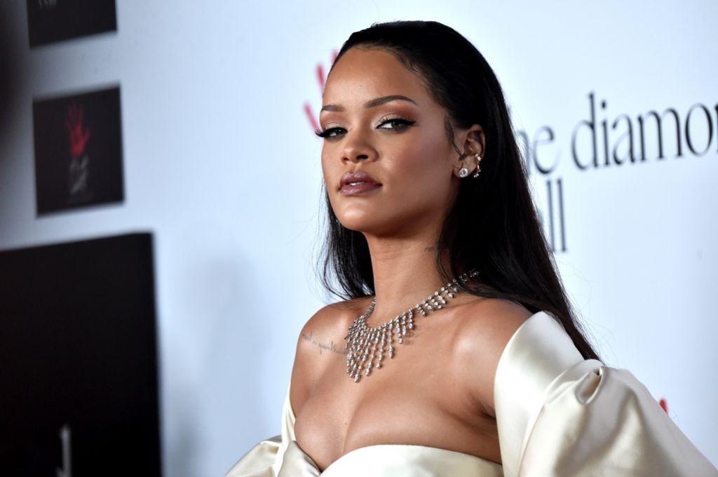 Rihanna izdala album Anti