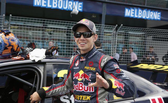 reu/MOTOR-RACING-PRIX/ Former Moto GP world champion Casey Stoner of Australia prepares for an exhibition race at Albert Park ahead of the Australian F1 Grand Prix in Melbourne