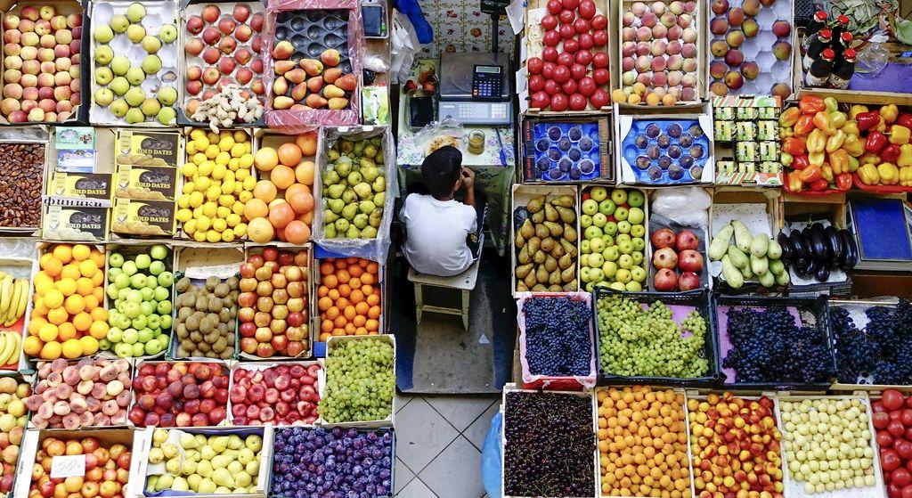 Mastne kalorije: Sadje in zelenjava nas poskušata ubiti