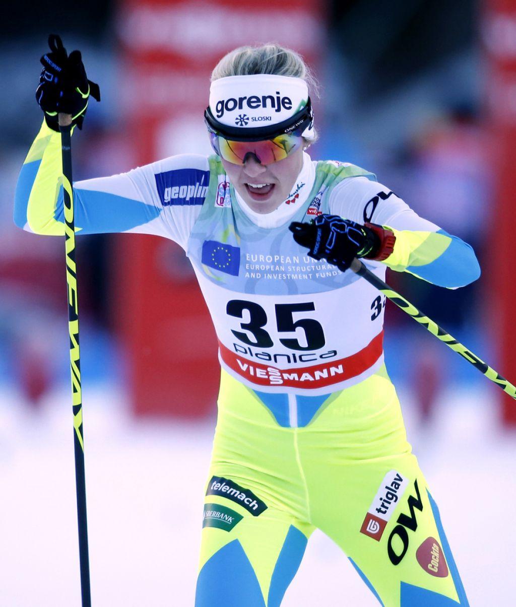 V Lahtiju norveška prevlada, tri Slovenke v četrtfinalu