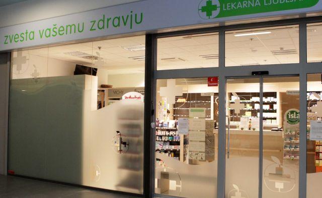 Lekarna Ljubljana v Postojni.Postojna,02.02.2014