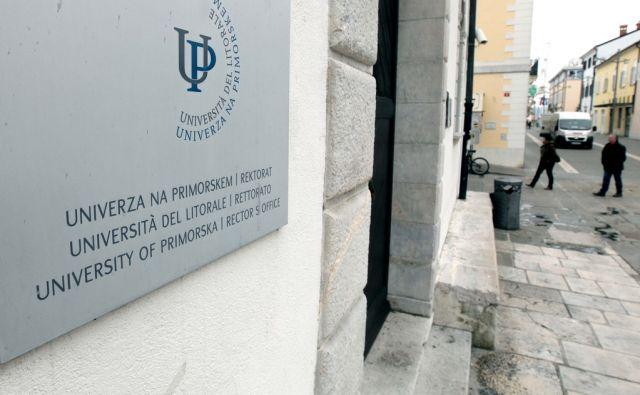 Univrza na Primorskem, Koper,26,11,2014