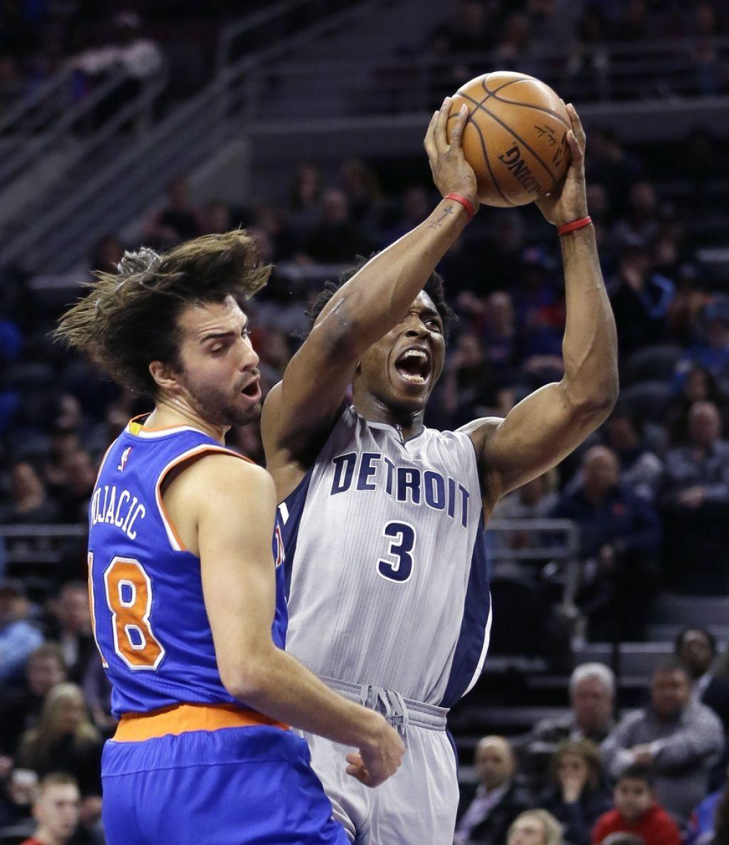 NBA: Vujačičev New York skoraj izničil 27 točk zaostanka (VIDEO)