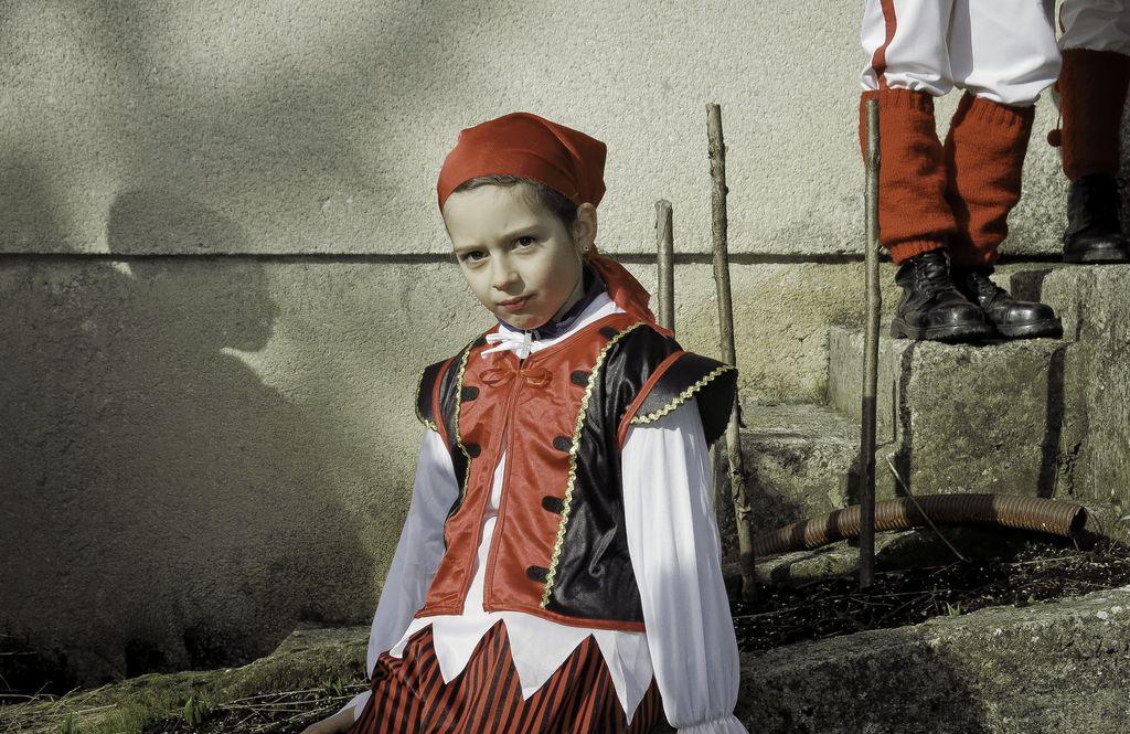 Pust v Hrušici ni karneval v Riu