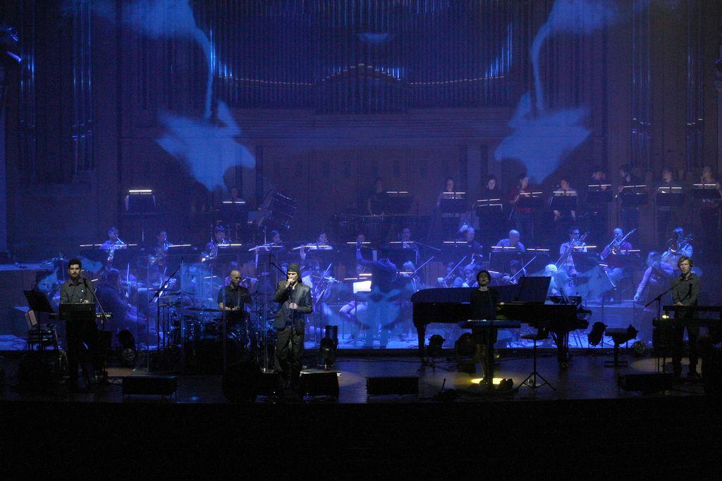 Laibach je »pel in sanjal« v Bruslju