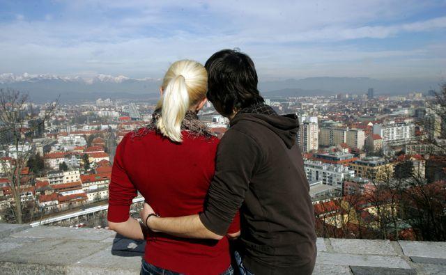SLOVENIJA,LJUBLJANA,23.2.2012, KLIC POMLADI V MESTU. FOTO:MAVRIC PIVK/DELO