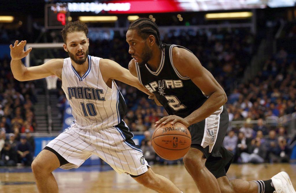NBA: Ostroge šestič zapovrstjo (VIDEO)
