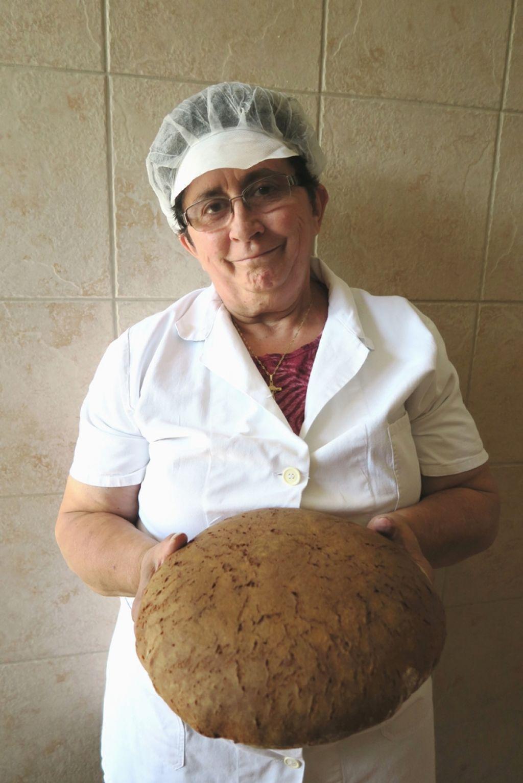 Odprta kuhinja: Prvakinja rženega kruha