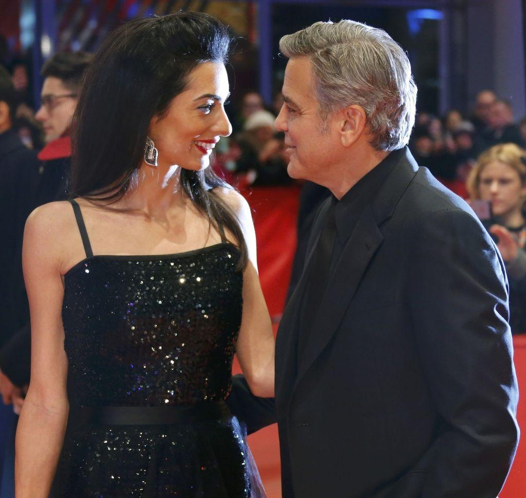 George Clooney in Amal Alamuddin pričakujeta dvojčka