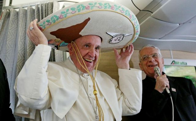 TOPSHOT-VATICAN-POPE-TRIP-MEXICO
