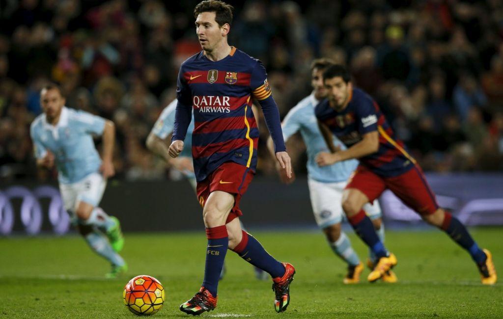 Messi ponovil Cruyffov trik (VIDEO)