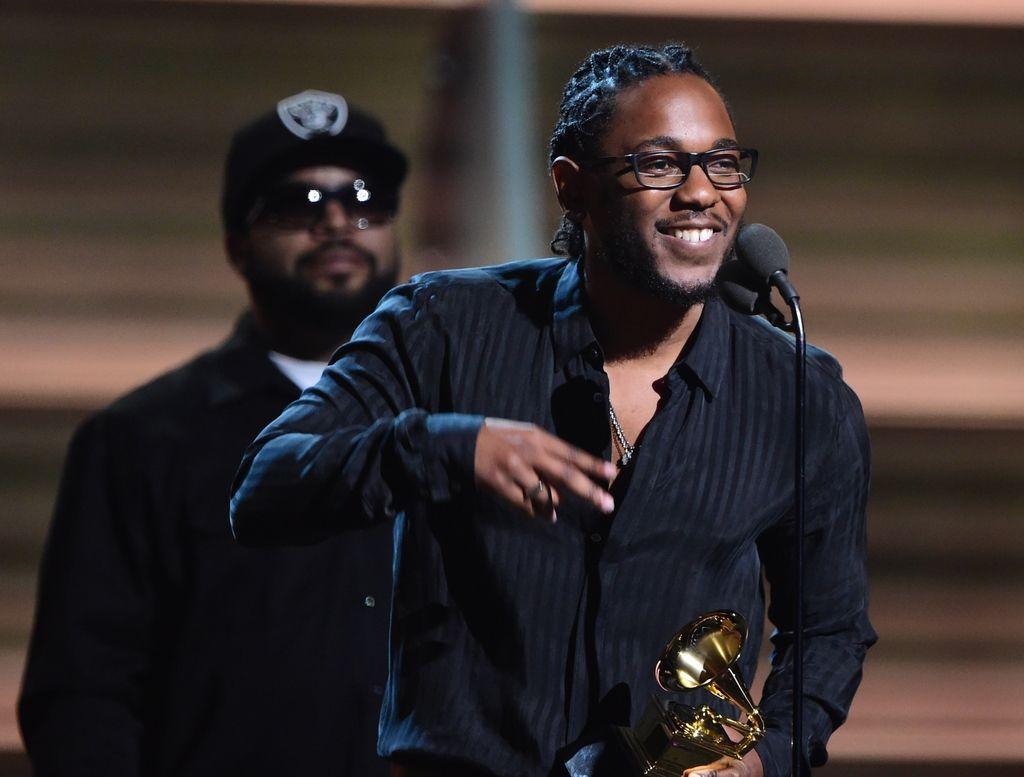 Največ grammyjev prevzel Kendrick Lamar