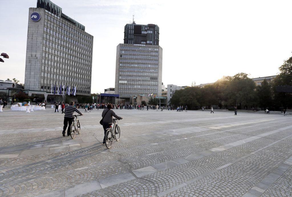 Trg republike: Moderna agora, na kateri se je rodila moderna demokracija
